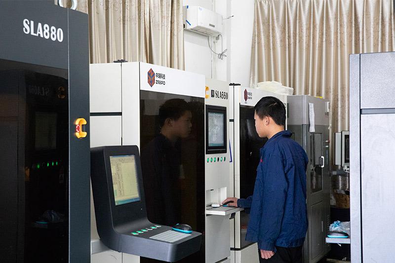 光敏树脂3D打印机在手板模型广泛应用